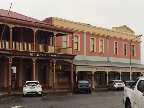 Broken Hill Art Gallery